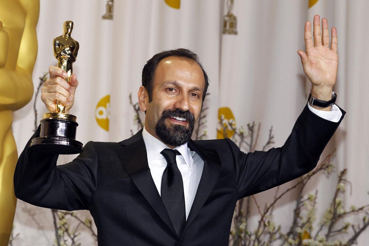 Asghar Farhadi, director of Iranian film
