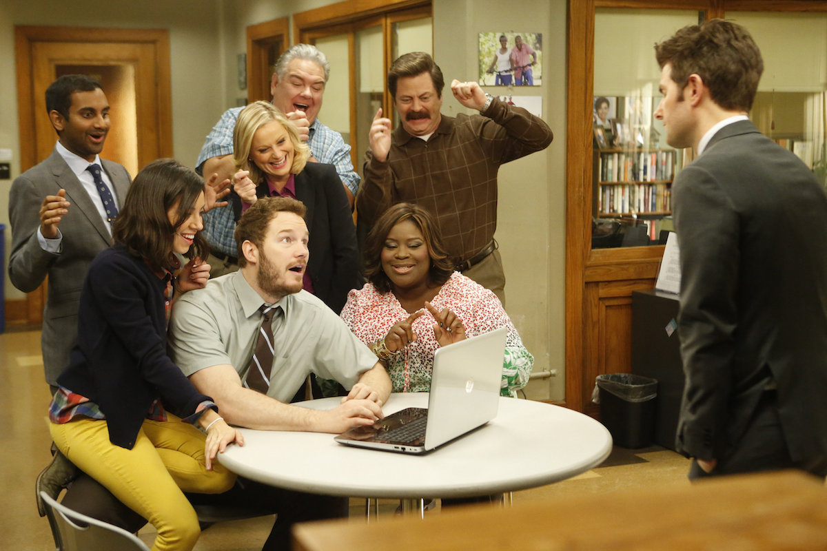 Parks and Recreation - 7. Sezon