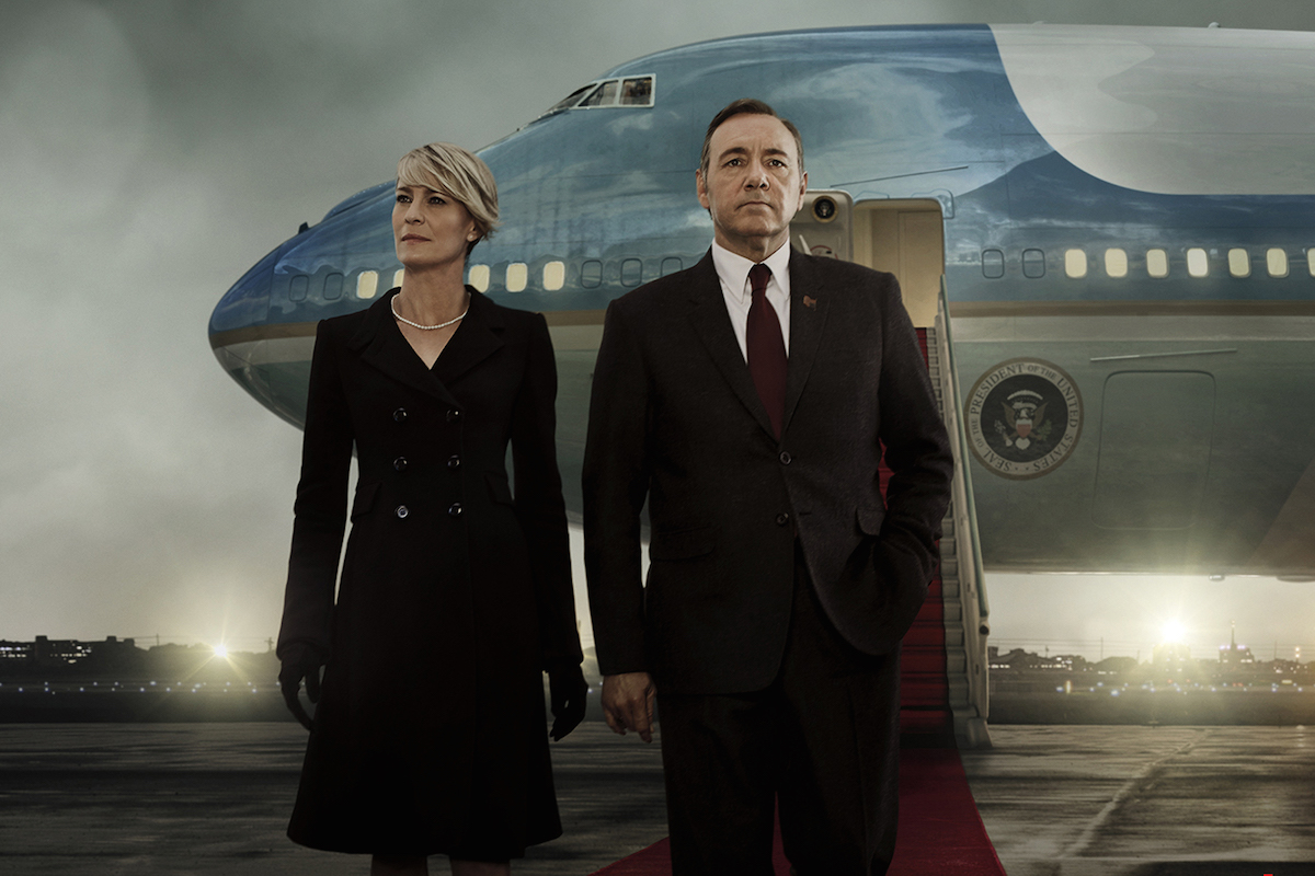 House of Cards - 3. Sezon
