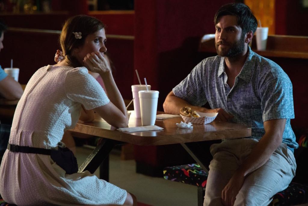 Kristen Wiig ve Wes Bentley
