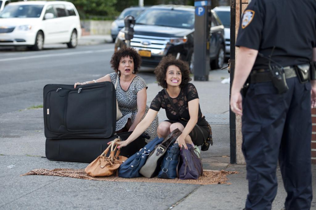 Susie Essman ve Ilana Glazer