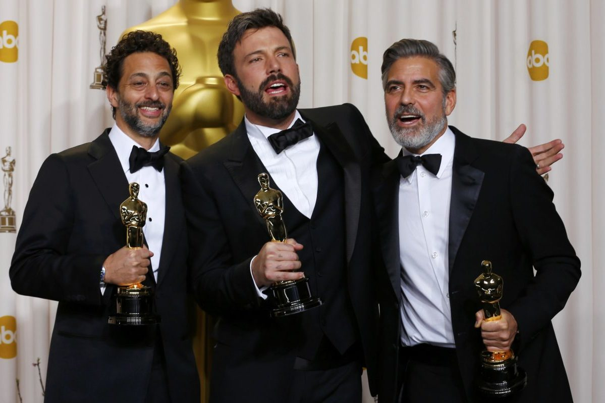 Producers of best picture winner