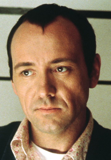 THE USUAL SUSPECTS, Kevin Spacey, 1995, (c) Gramercy/courtesy Everett Collection