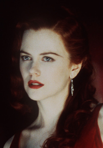 Australian actress Nicole Kidman in a scene from t