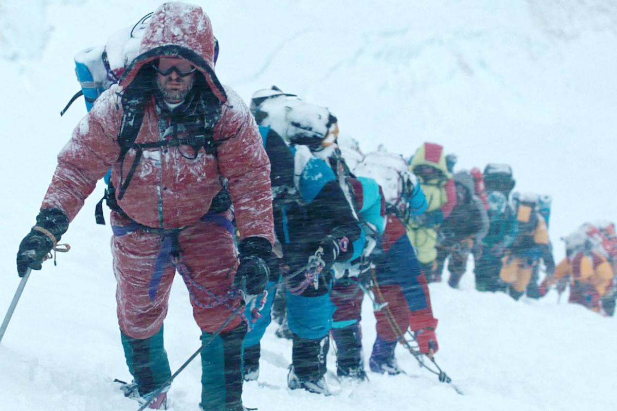 Everest'in milyon dolarlık figüranları