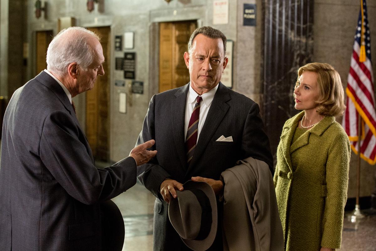 Alan Alda, Tom Hanks ve Amy Ryan