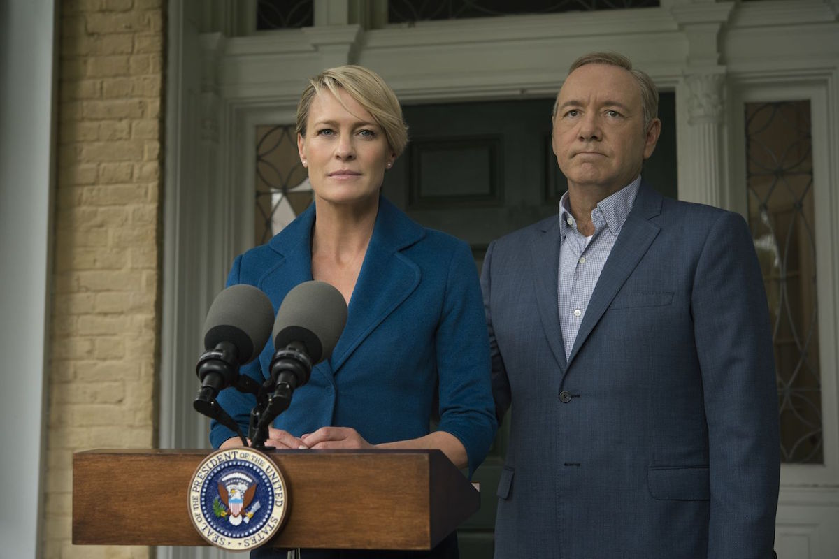 House of Cards - 4. Sezon