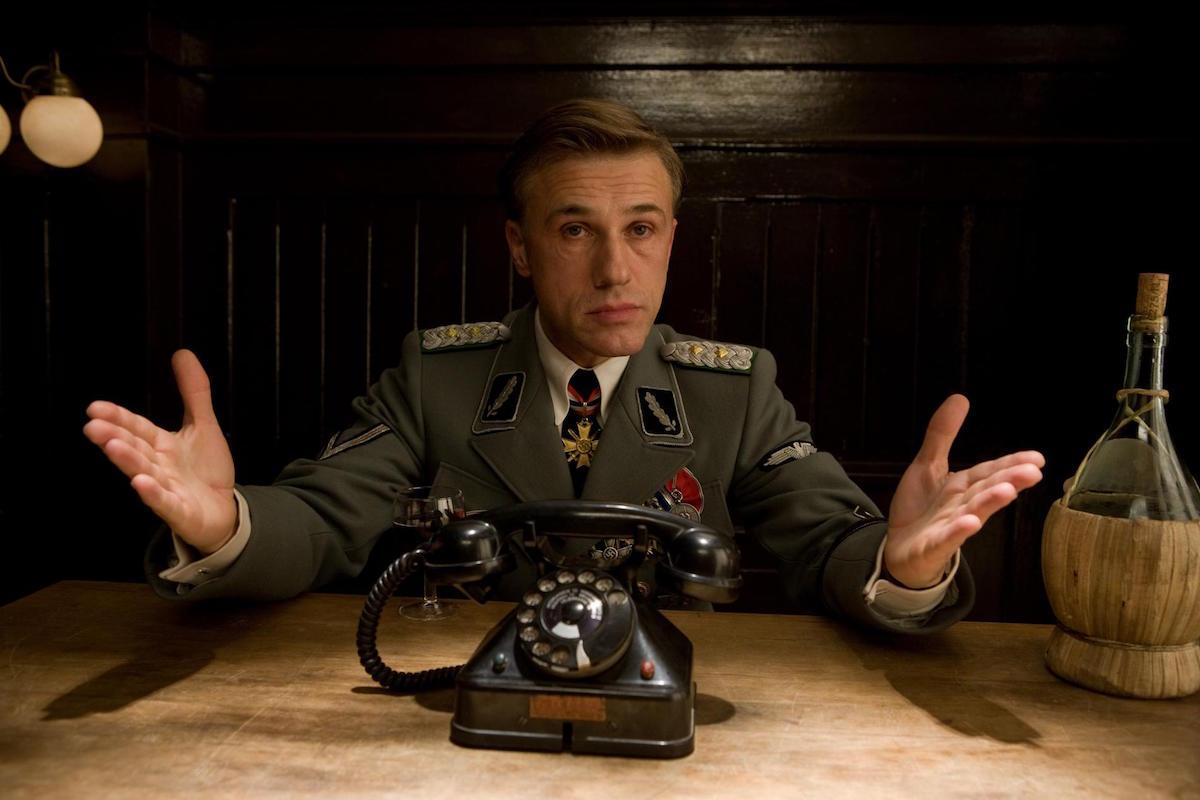 Christoph Waltz (Inglourious Basterds)
