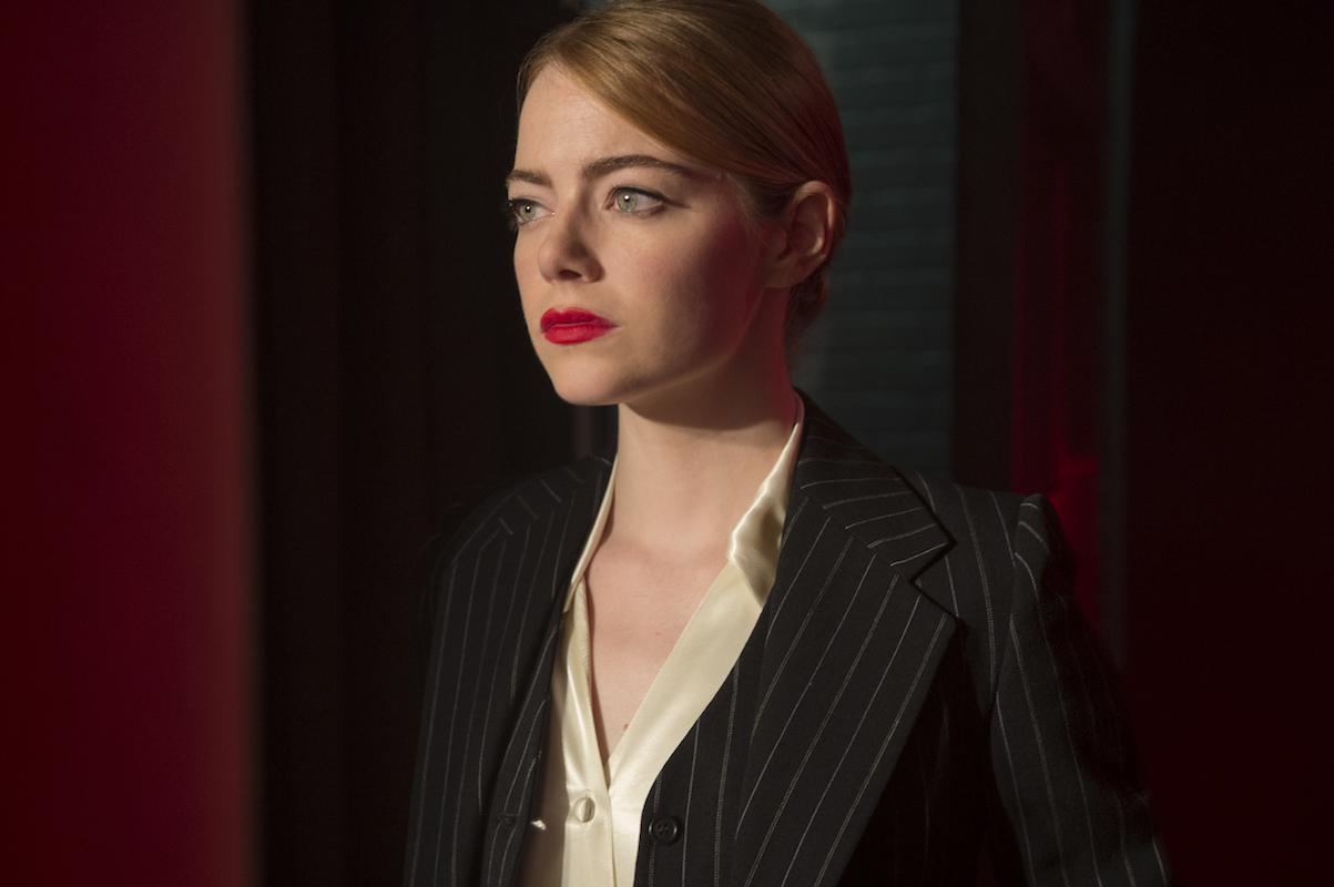 Emma Stone'un ilk ödülü Utah'dan