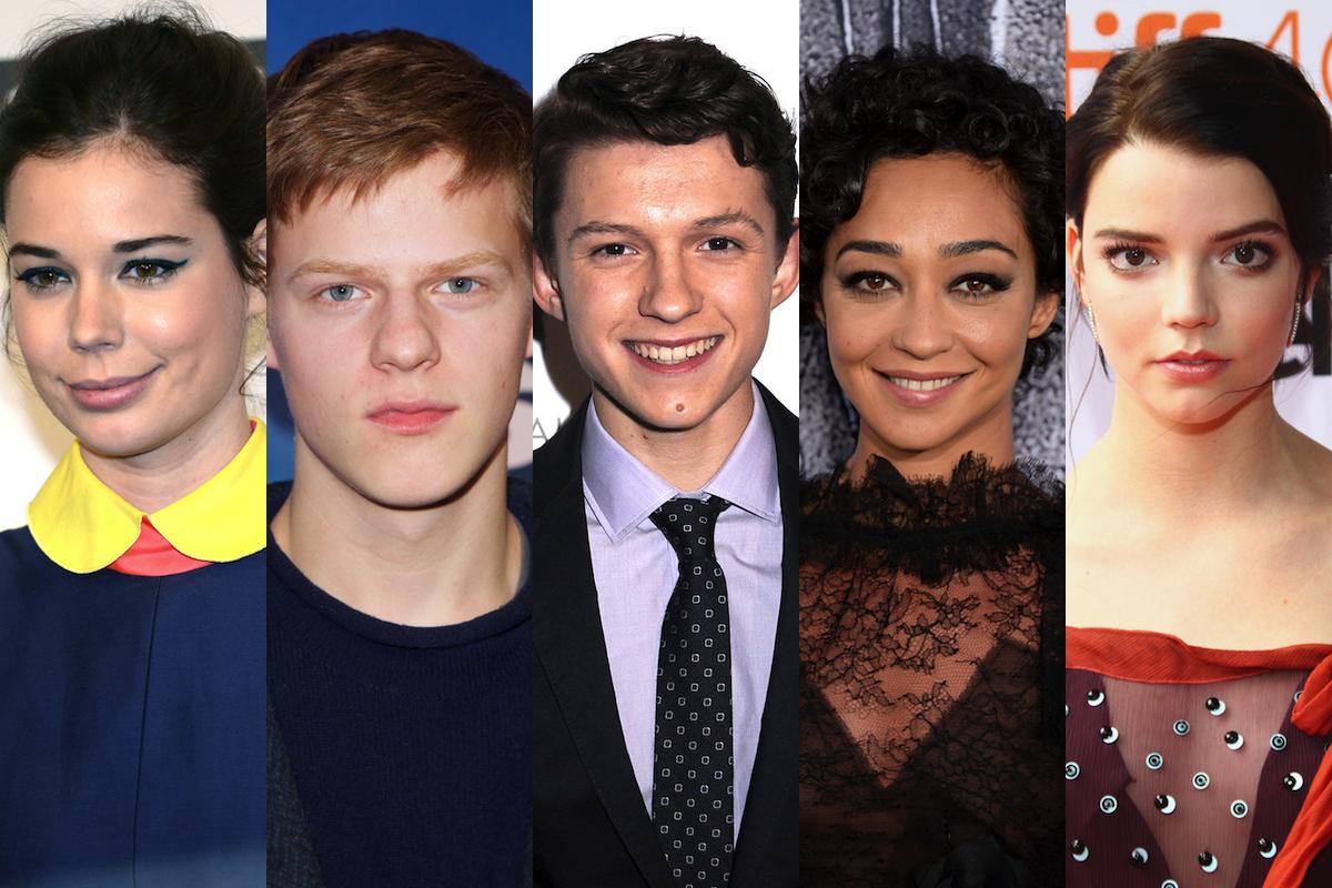 BAFTA'dan yükselen yıldızlar