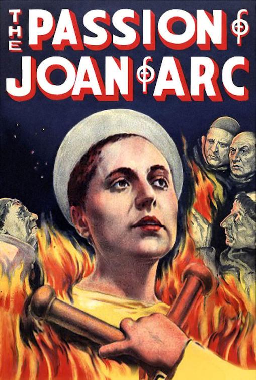 passion of joan arc