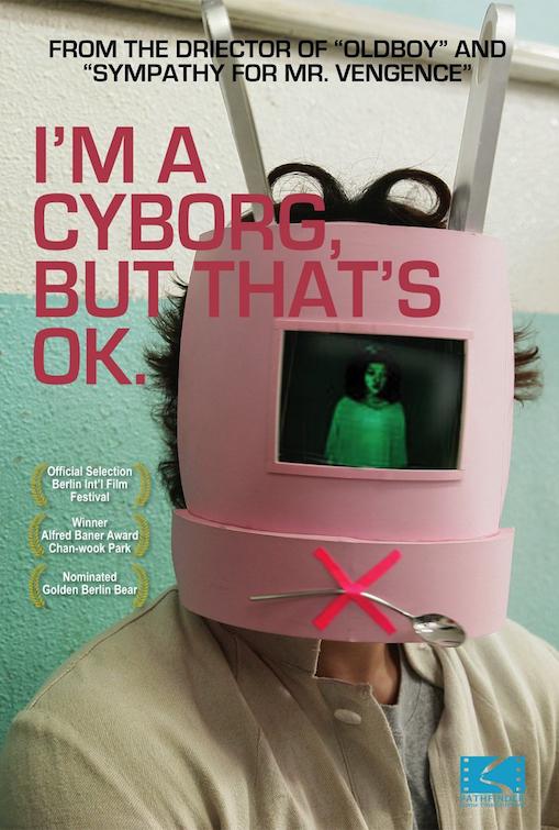 i'm a cyborg but that's ok
