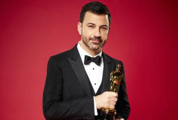Oscar'ın sunucusu bir kez daha Jimmy Kimmel