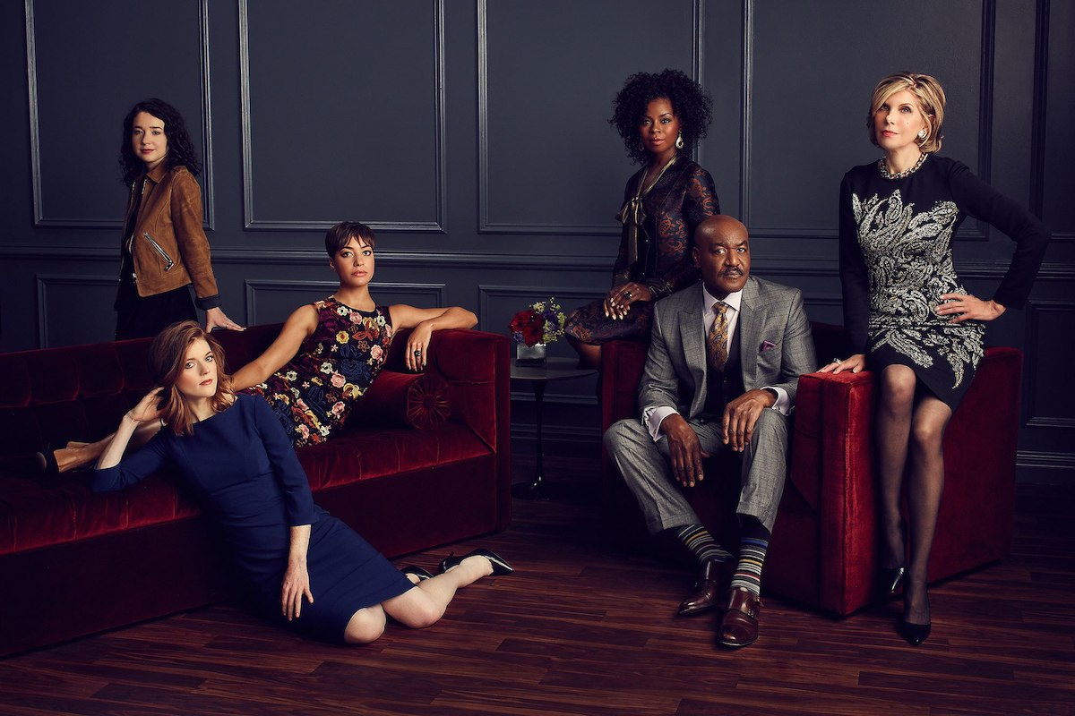 The Good Fight (1. Sezon)