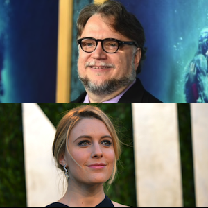 Del Toro (The Shape of Water) & Gerwig (Lady Bird)