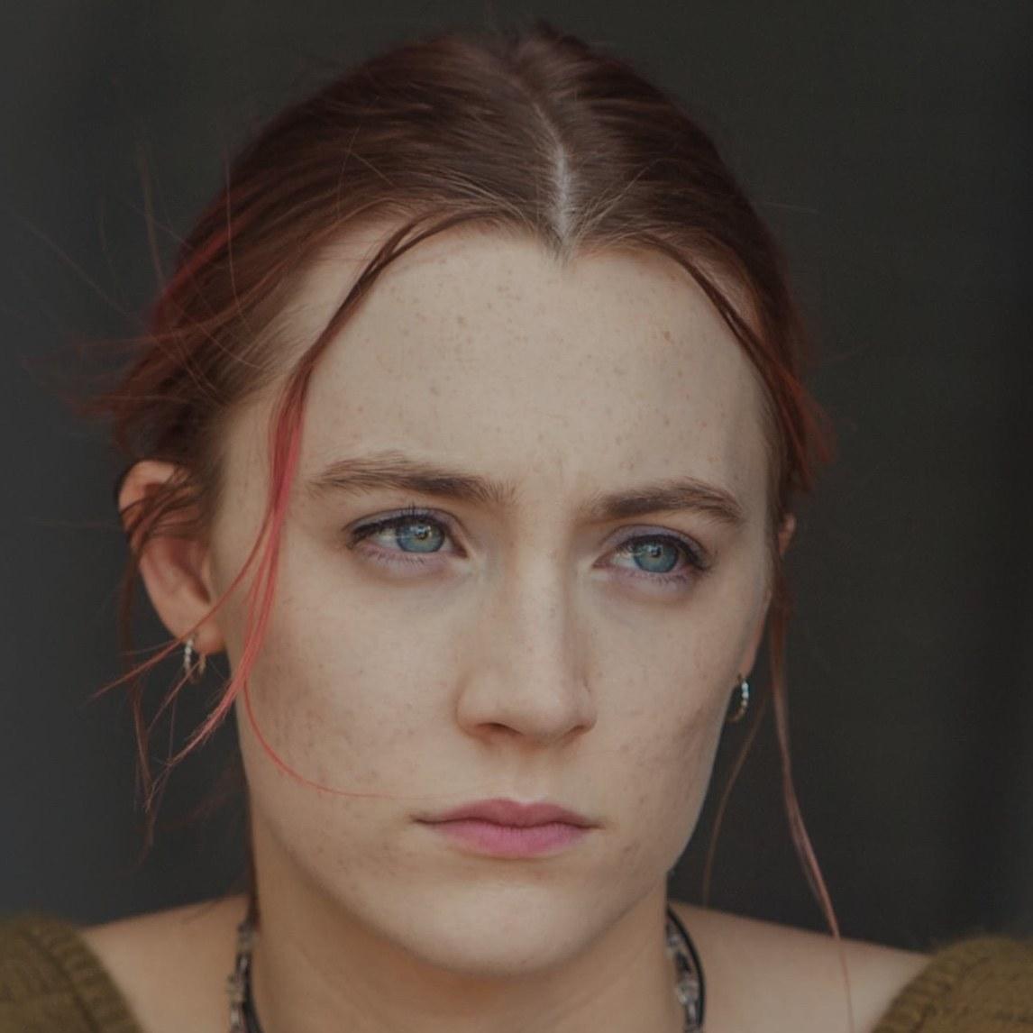 Saoirse Ronan (Lady Bird)