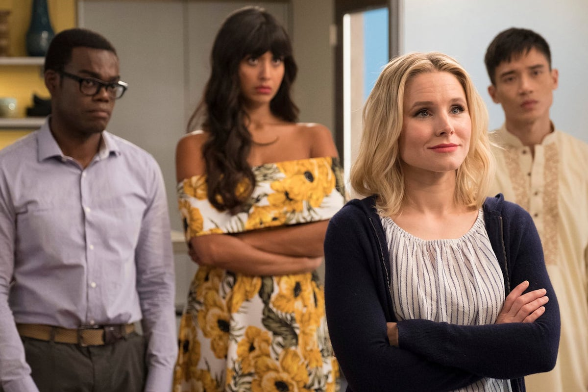 The Good Place (2. Sezon)