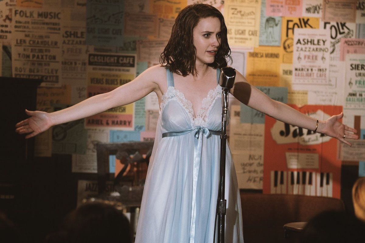 The Marvelous Mrs. Maisel (1. Sezon)