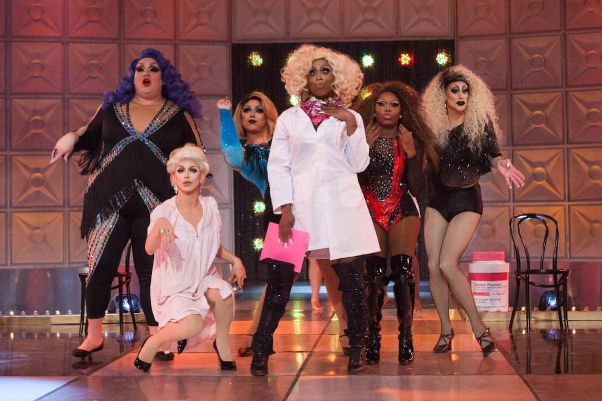 Keyfî Drag Race Tekrarı: Nerede Kalmıştık?