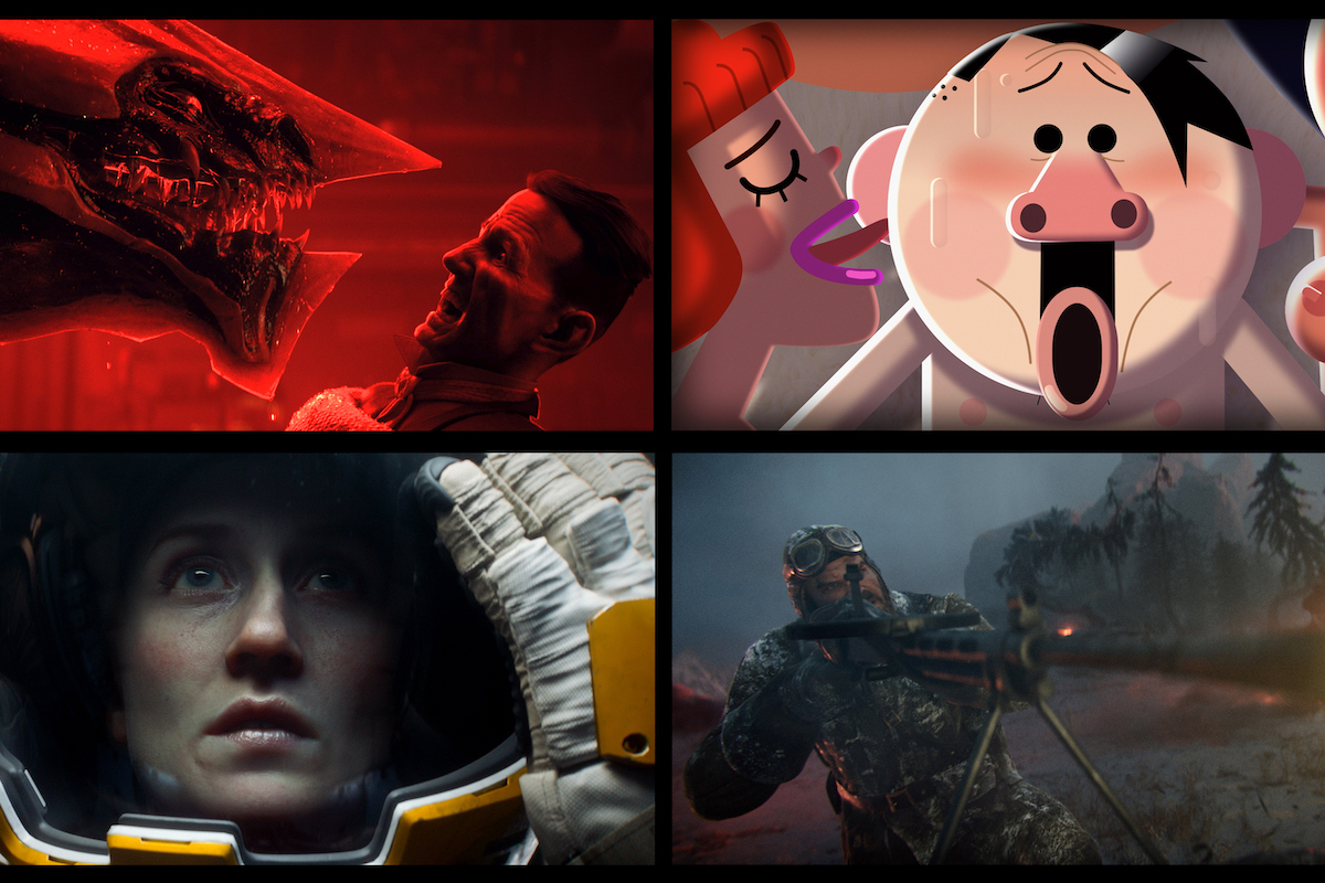 Love, Death & Robots (1. Sezon)