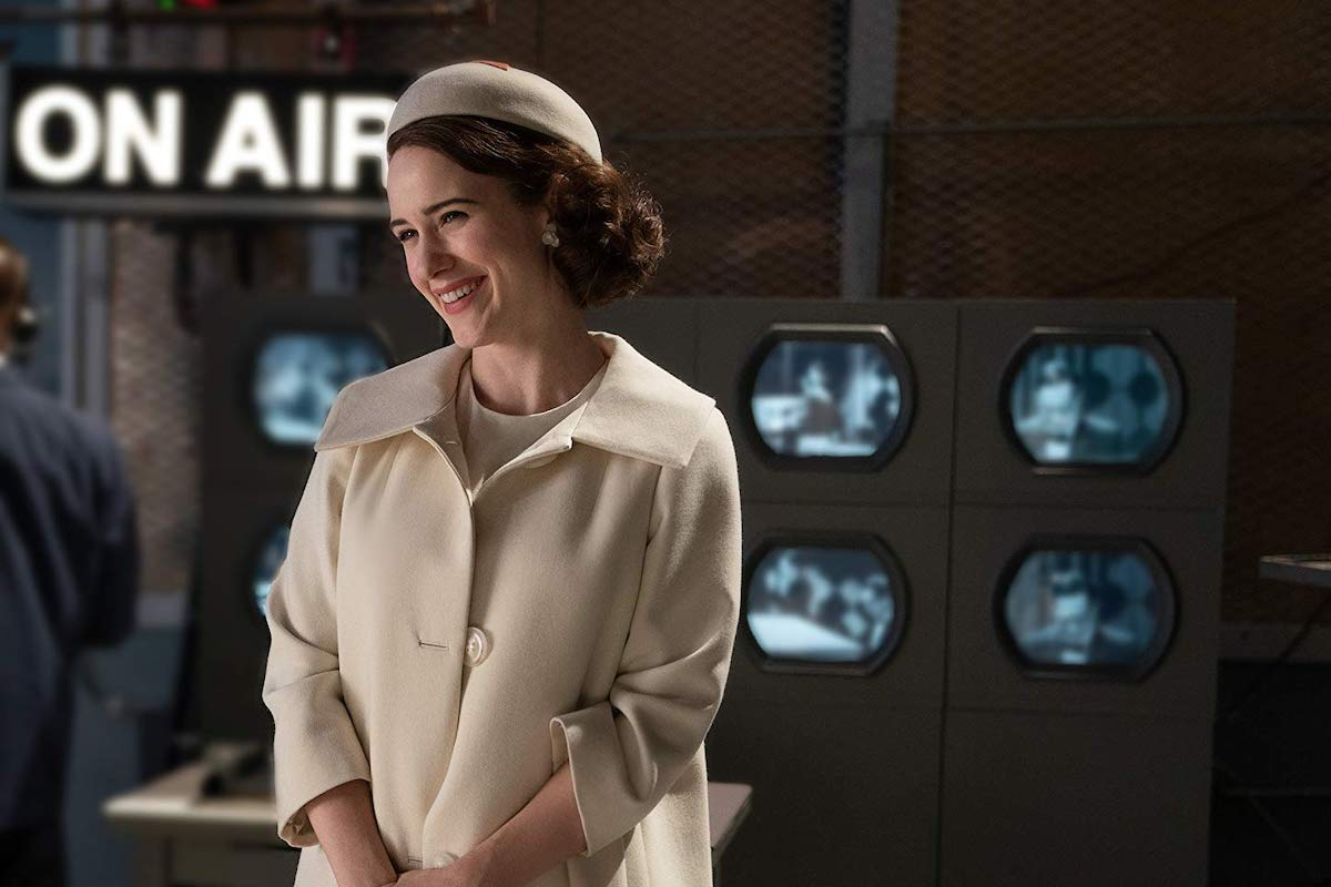 The Marvelous Mrs. Maisel (2. Sezon)