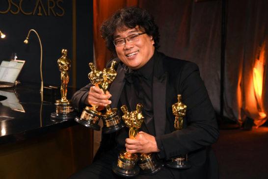 92nd Academy Awards - Governors Ball, Los Angeles, USA - 09 Feb 2020