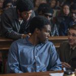 The Trial of the Chicago 7'ın ilk büyük ödülü