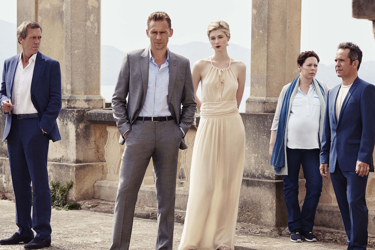 The Night Manager (Mini Dizi)