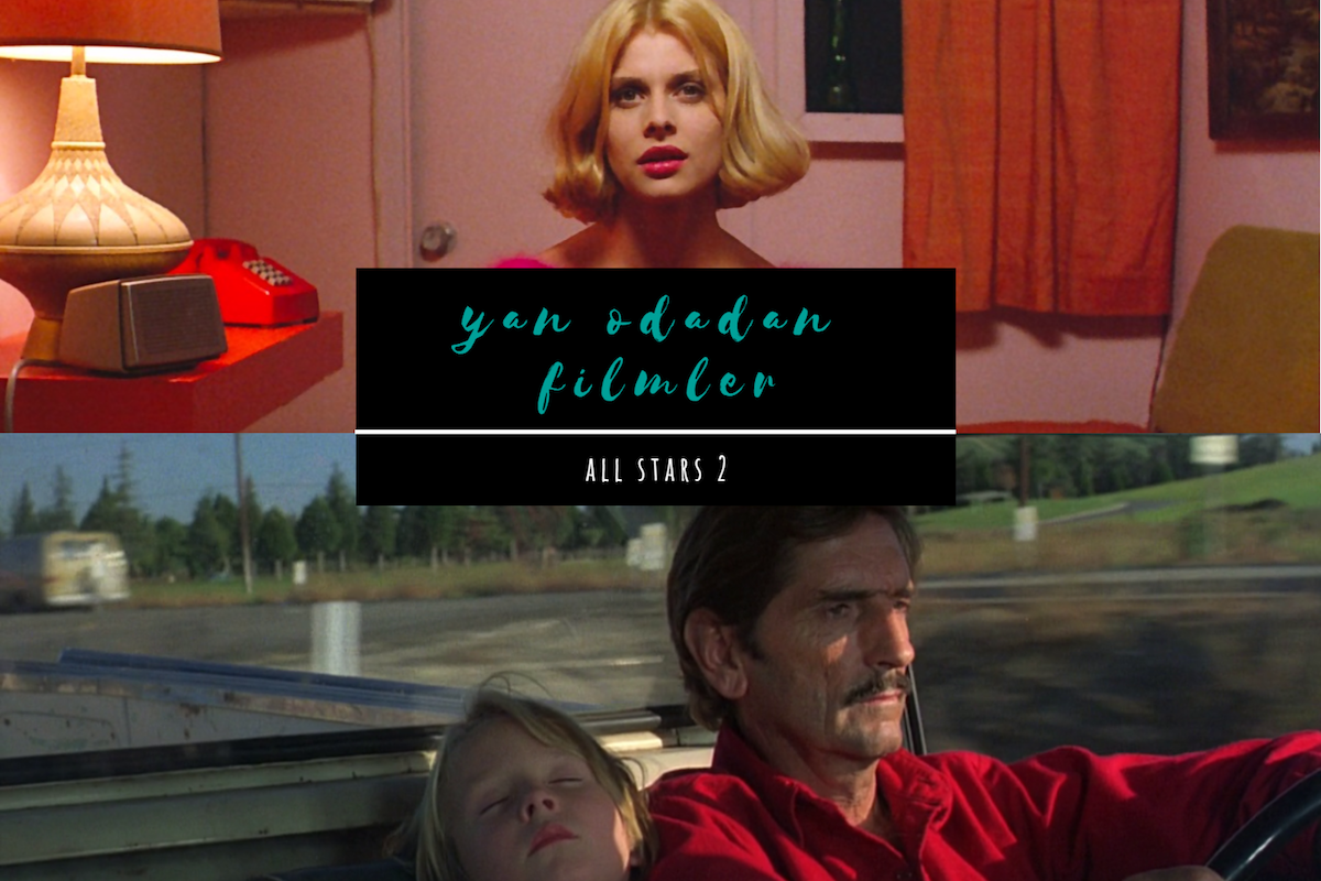 Yan Odadan Filmler – All Stars S02E05: Paris, Texas, Londra, Yokohama