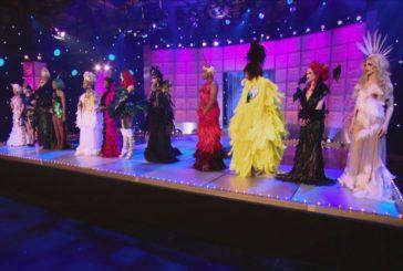 Keyfî Drag Race Tekrarı: Sona Kalan Donakalır