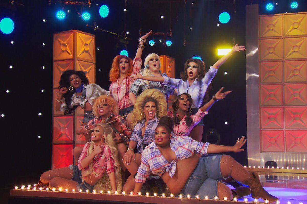 Keyfî Drag Race Tekrarı: Hayır Kere Hayır