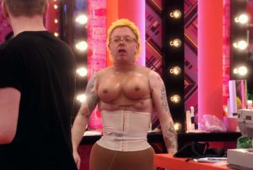 Keyfî Drag Race Tekrarı 2x3: Enbylerin Kardeşliği